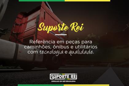 A SUPORTE REI é tradição e confiança no mercado automotivo.