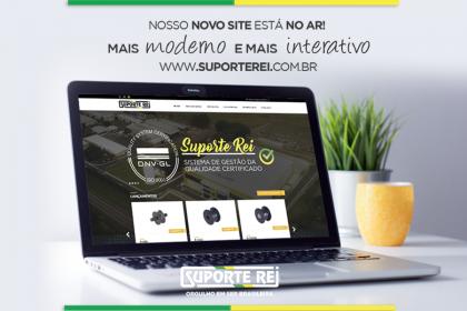 Novo site no ar!