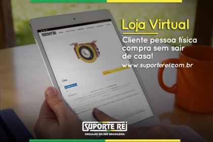 Loja Virtual | Suporte Rei