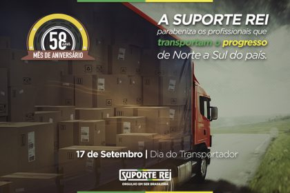 DIA DO TRANSPORTADOR
