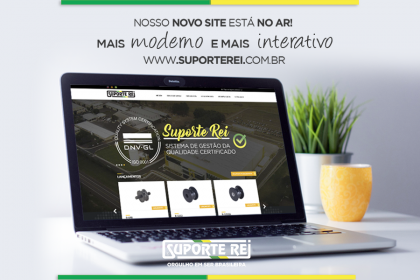 Novo site no ar!