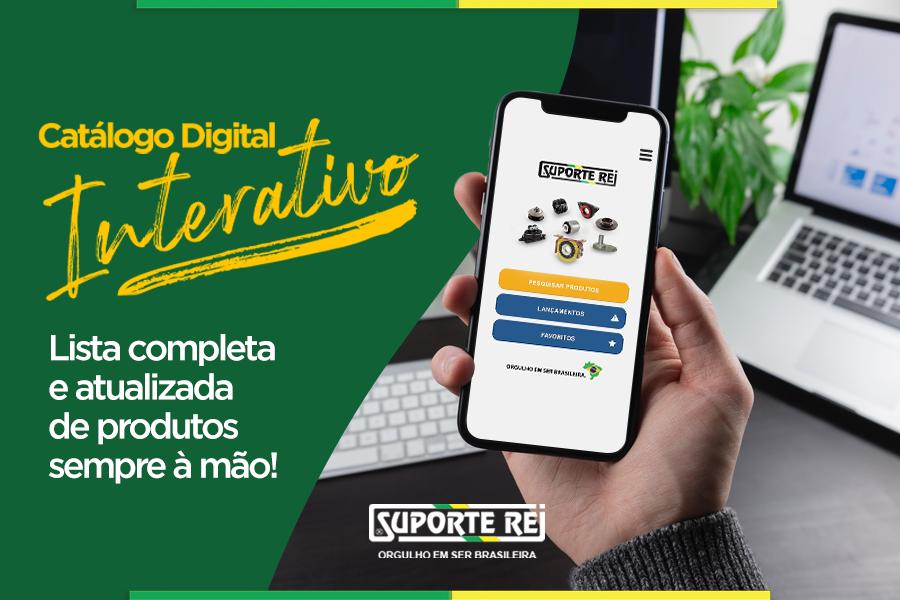 Catálogo Interativo Digital
