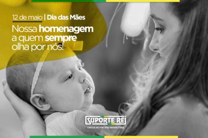 12 de maio | Dia das Mães