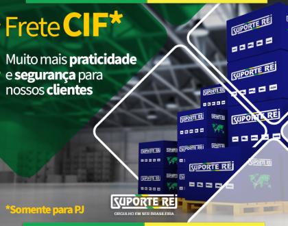 Frete CIF
