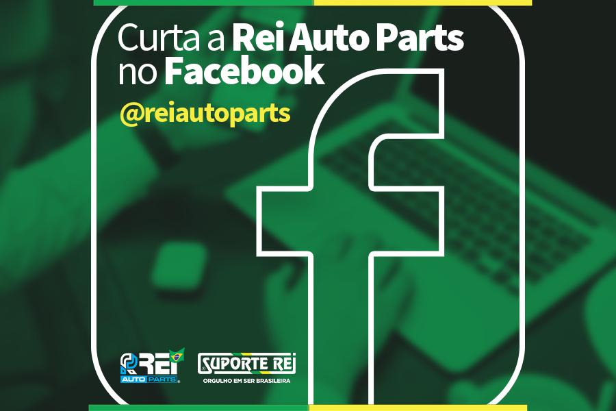 Rei Auto Parts agora está no Facebook