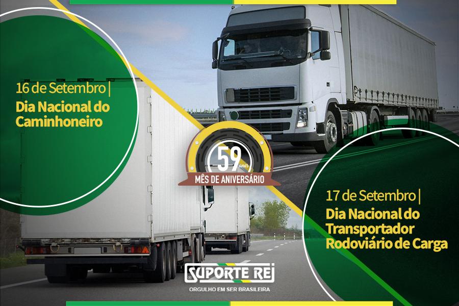 Dia Nacional do Caminhoneiro e do Transportador Rodoviário de Carga