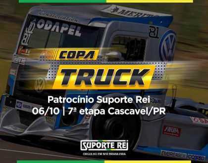 7ª Etapa Copa Truck – Cascavel/PR