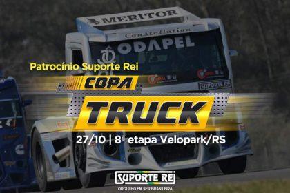 8ª Etapa Copa Truck – Velopark/RS
