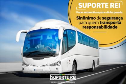 SUPORTE REI é garantia de confiança para quem está na estrada