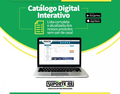 Catálogo Digital Interativo