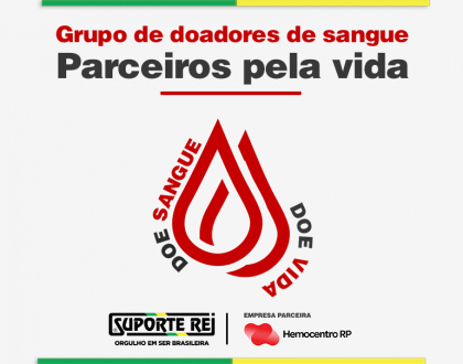 25 de Novembro - Dia Nacional do Doador Voluntário de Sangue